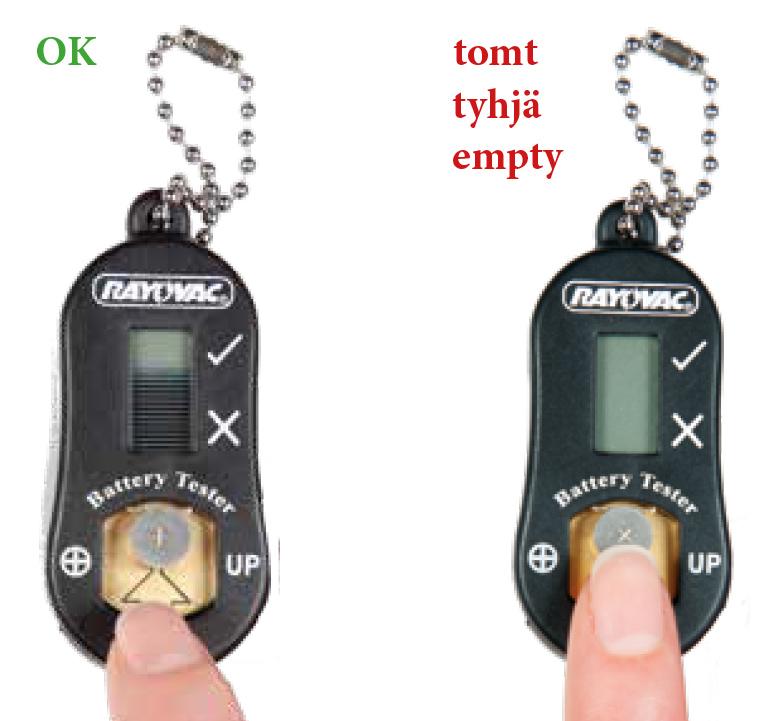 batteritest